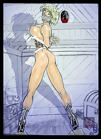 Bonage & Erotic Art IV-set 2