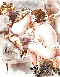 Erotic Art-set 1