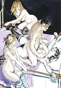 Bonage & Erotic Art ll-set 2