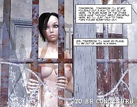 Erotic Comic - Freehope 'Gotta Get Outta Here'